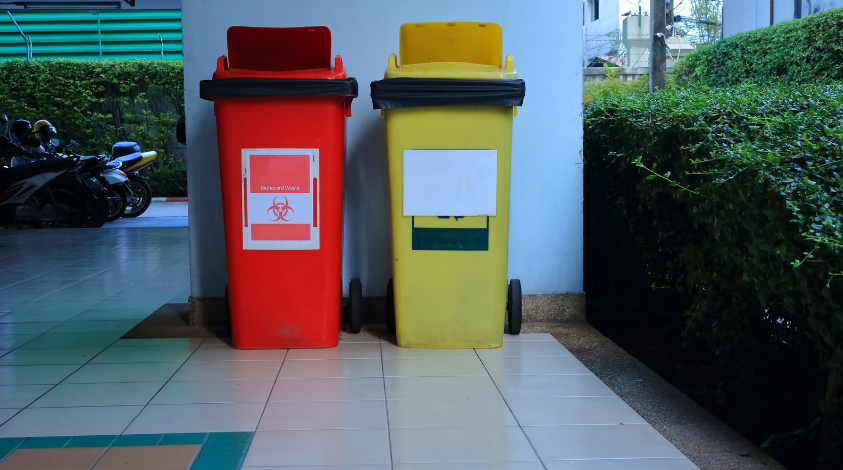 How to Dispose of the Wastes safely